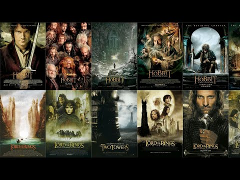 Lord Of The Rings And The Hobbit Movie Download All Part Hindi Download