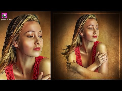 Smudge Painting - Painting Tutorial In Photoshop - Digital Art Tutorial thumbnail