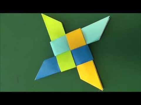 How To Make A Origami Easy Things
