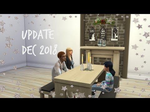 The Sims 4: Frissítés (2018.12.18) thumbnail