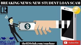 Breaking News: New Student Loan Forgiveness Scam Settlement. Did You Pay Any Of These Companies!