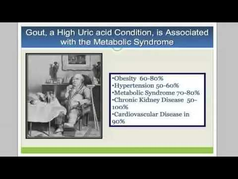 Prof. Richard Johnson 'Sugar and its Role in Driving Obesity and Fatty Liver'