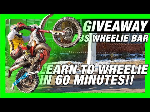 hqdefault - Win a Pit Bike because of NG Brake Disc!