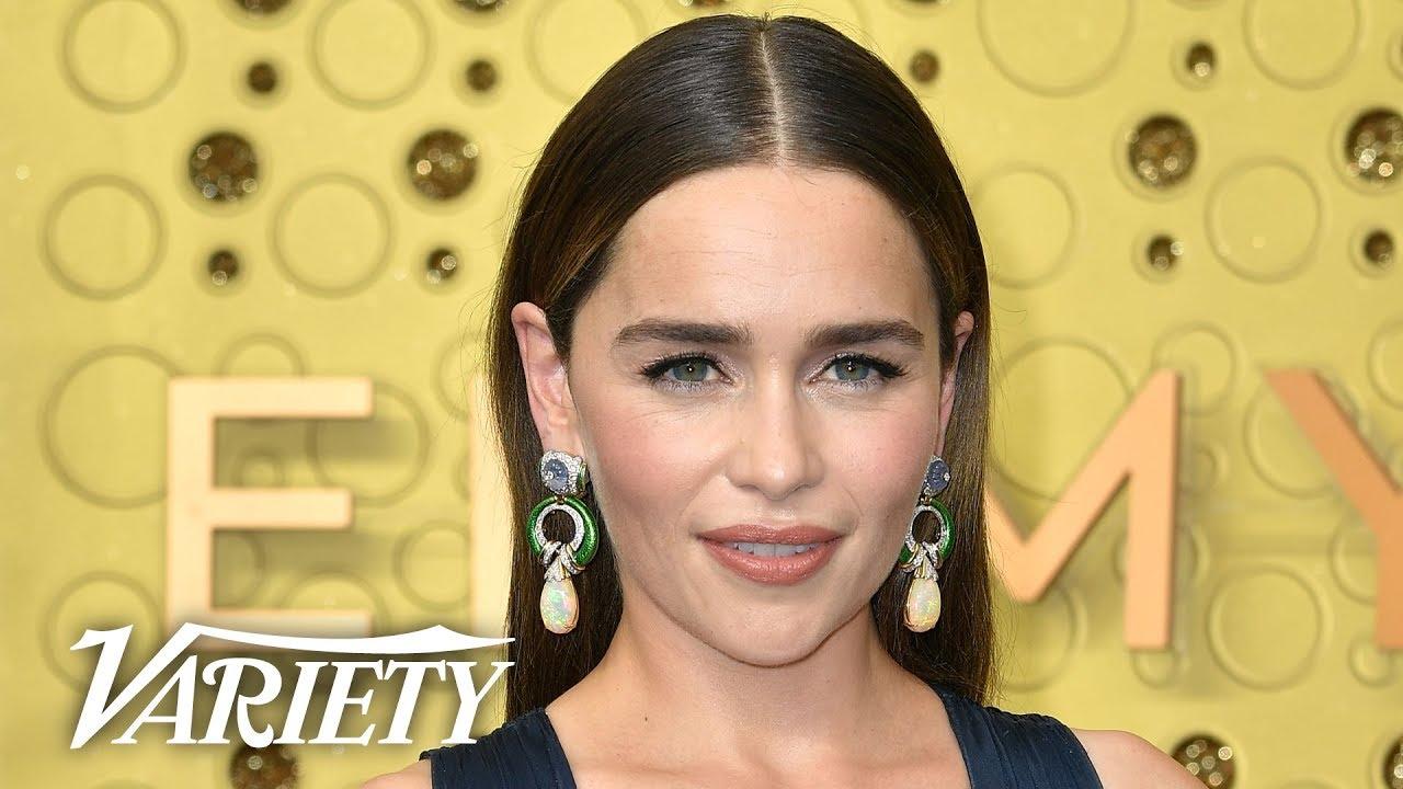 Emilia Clarke Addresses 'Game of Thrones' Backlash at the Emmys
