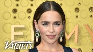 Emilia Clarke Addresses 'Game of Thrones' Backlash at the Emmys