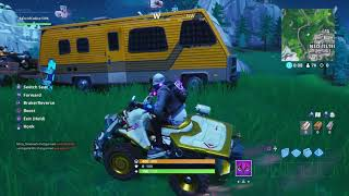 Kid friendly fortnut game play