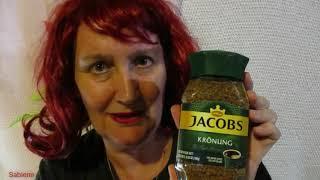 Jacobs Kronung Instant Coffee - Food Reviews by Sabiene