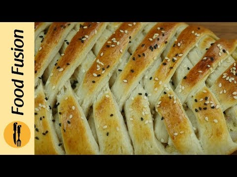 Chicken Bread Recipe By Food Fusion Youtube