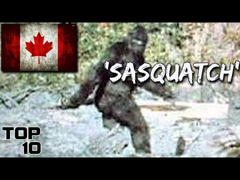 Top 10 Scary Canadian Urban Legends - Part 2