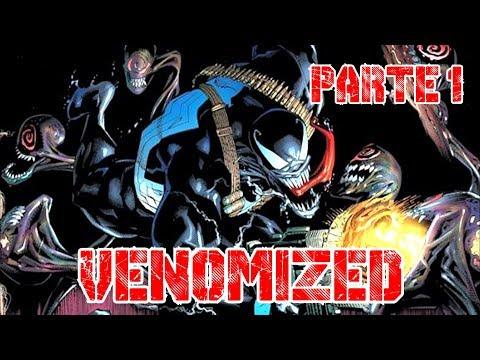 VENOM WAR - la invasión simbionte - parte 1 - alejozaaap