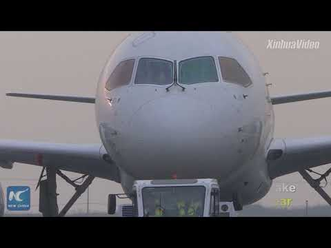 China's home-built C919 jet receives 815 orders from home and abroad