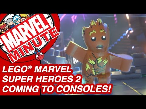 Thumbnail: LEGO® Marvel Super Heroes 2 coming to consoles and more! - Marvel Minute 2017