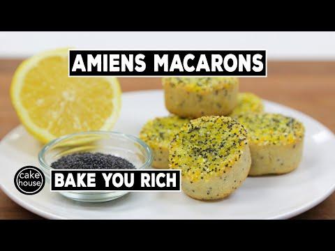 Amiens Macarons | Bake You Rich Winner!