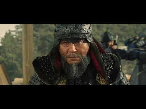 Битва из фильма Адмирал битва за Мёнрян