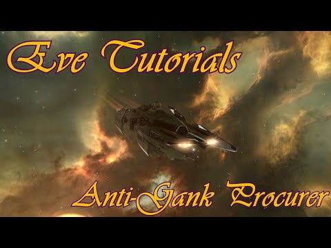 Eve Online Tutorials   Fitting A Procurer