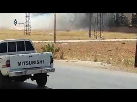 Обстановка в Сирии на 23.06.2016
