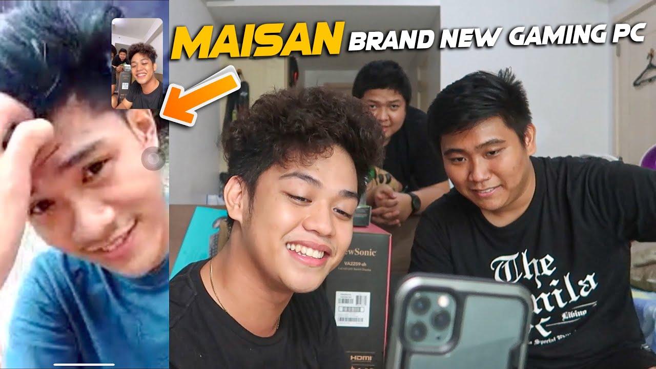 Bagong GAMING PC ng Billionaire Gang!! (SURPRISE)