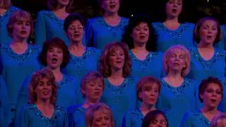 ♫ Mormon Tabernacle Choir - Rejoice and Be Merry Nativity Play.