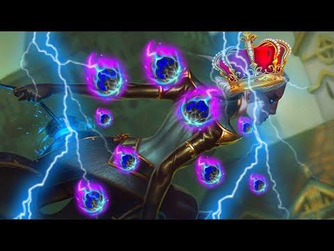 COUNTER MATCH-UPS CAN'T BEAT THE ARCANE GOD!!! - League Of Legends