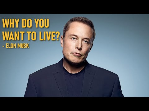Elon Musk Motivational Video - What Inspires You? (Think Different)