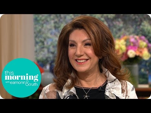 Jane McDonald Still Can't Believe That She Won a BAFTA | This Morning