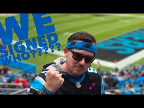 The Carolina Panthers Got Who????