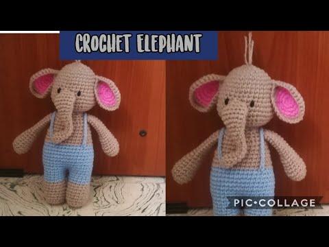 PATTERN amigurumi GANESHA. How to crochet amigurumi doll. Pdf ...   360x480