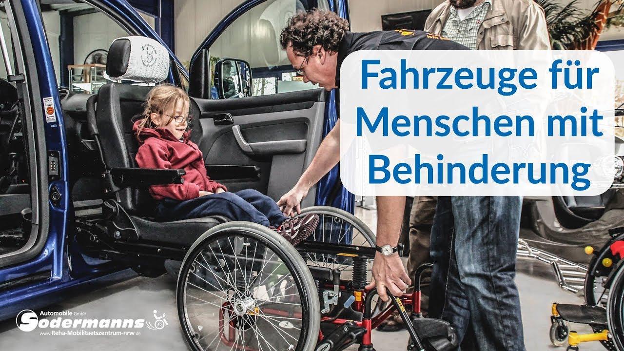 Automobile Sodermanns • Fahrzeugumbauten für Menschen mit Behinderung