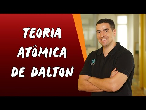 Teoria Atômica De Dalton - Brasil Escola