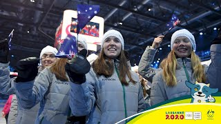 Lausanne 2020 Wave 1 highlights with the Australian Youth Olympic Team
