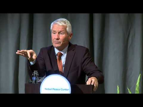 Thorbjørn Jagland on the Nobel Peace Prize 2012