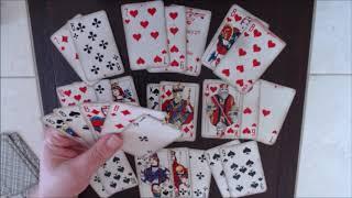 ЧТО МЕНЯ ЖДЕТ В БЛИЖАЙШЕЕ ВРЕМЯ? Онлайн гадание на игральных картах. Для мужчин.