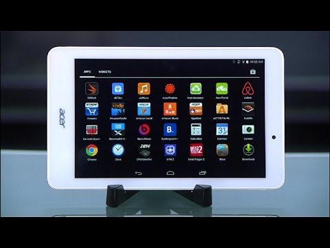 La Acer Iconia Tab 8: Una Tableta Económica Y Práctica
