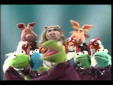 Bucks Fizz vs The Muppets-Making Your Mind Up-video edit