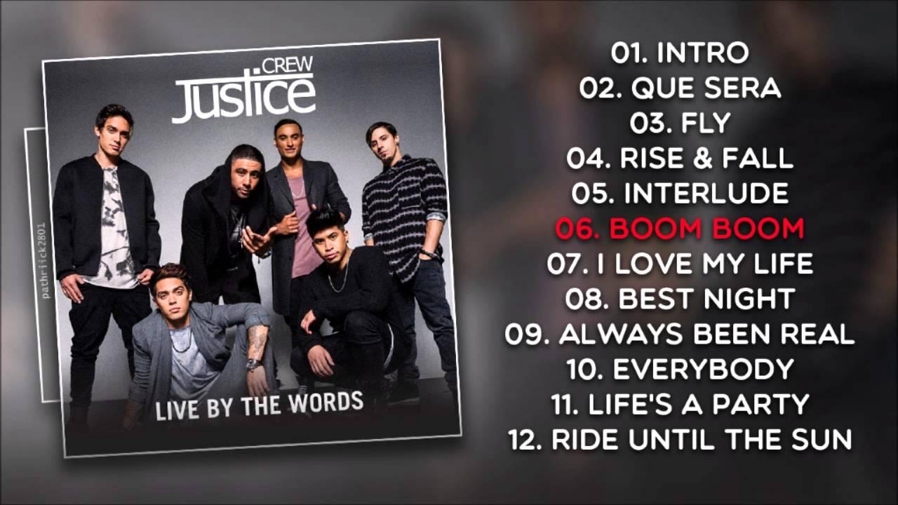 justice crew que sera download
