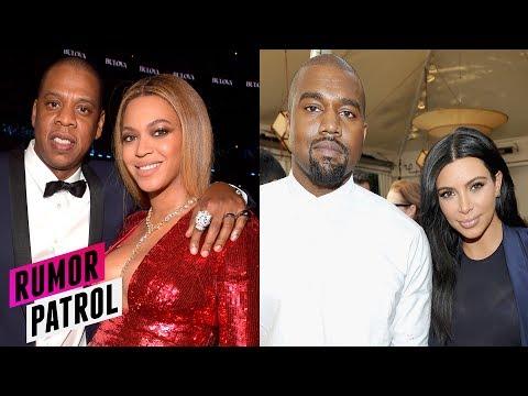 Beyonce & Jay Z BLACKBALL Kim & Kanye Officially? (Rumor Patrol) Mp3