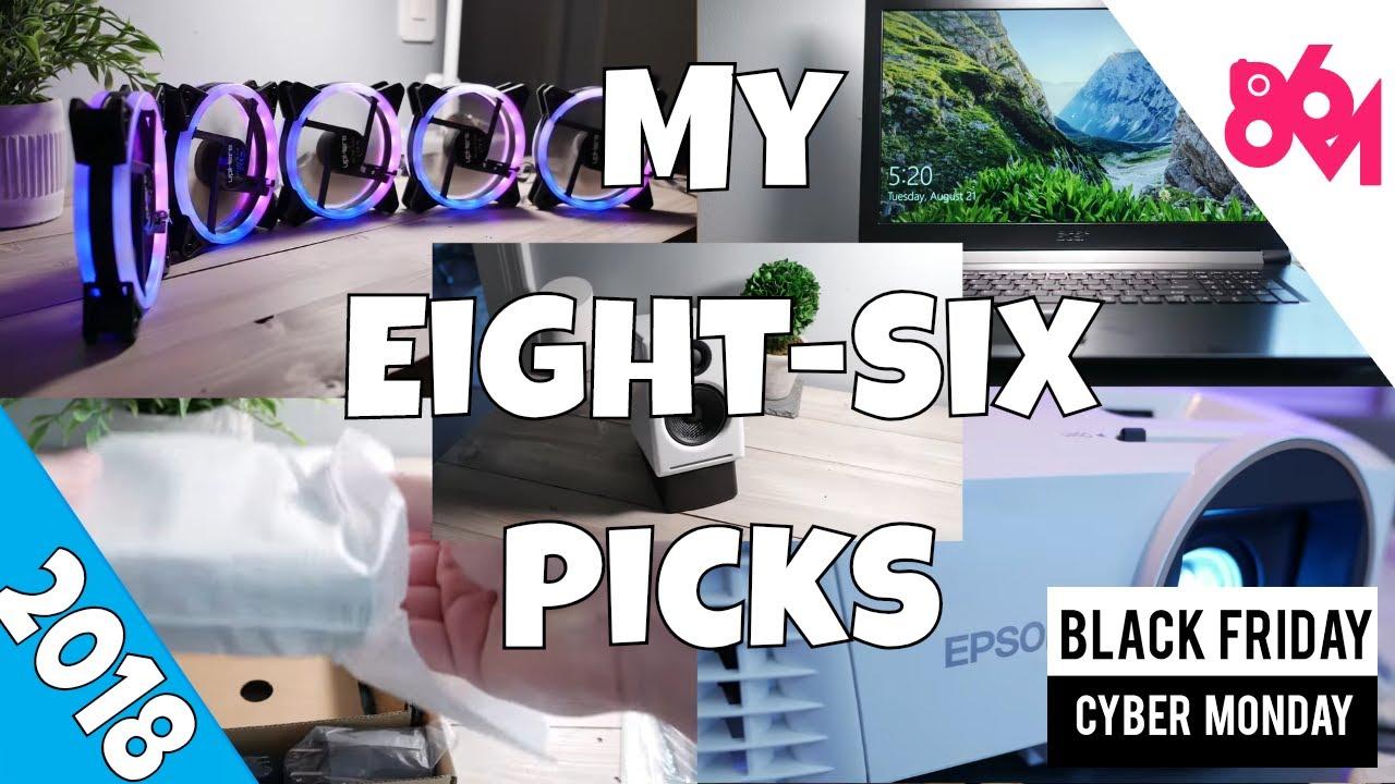 My Eight-Six Picks 2018