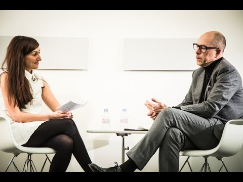 GQ's Dylan Jones in conversation with Sarah Penny