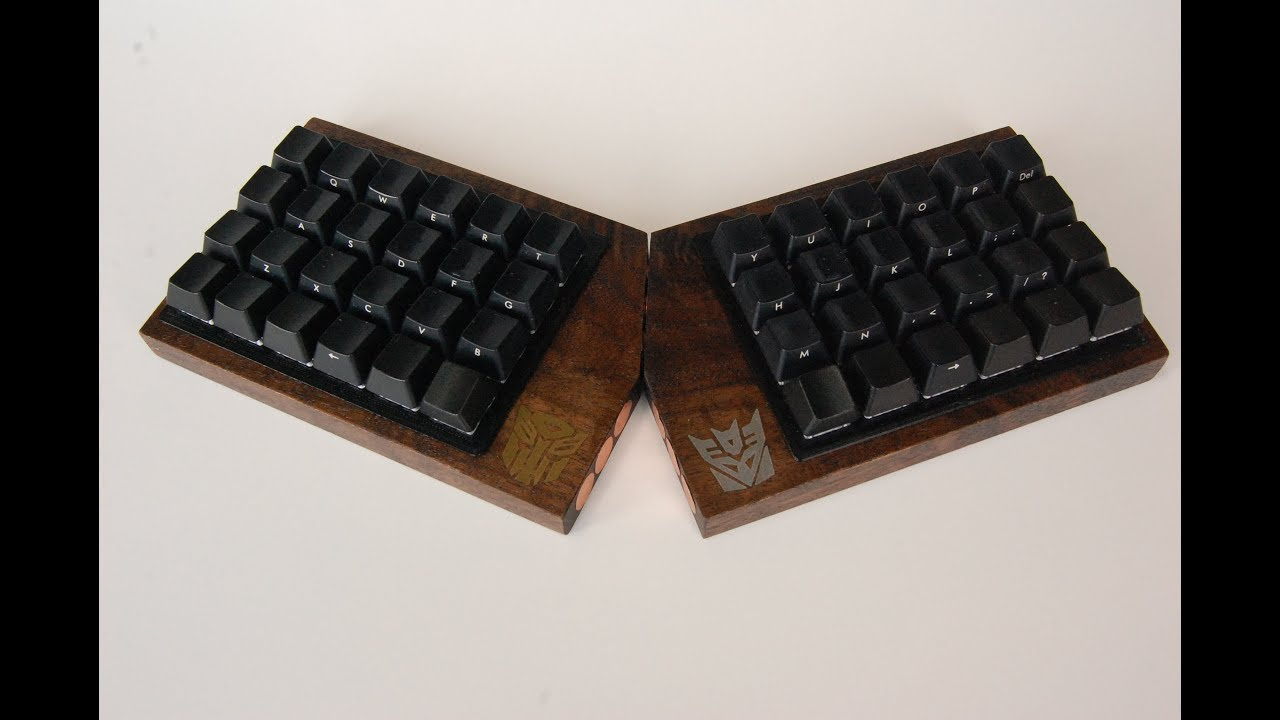 Let's Stick Case for Let's Split Keyboard