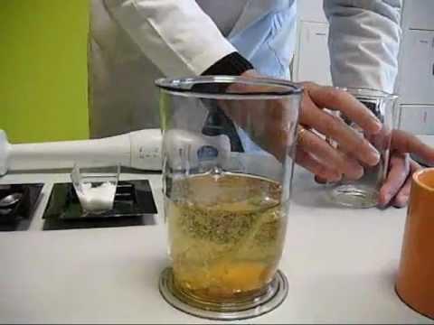 La emulsi n de la mayonesa canal cocinaconciencia youtube for La quimica y la cocina pdf