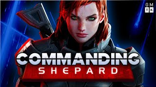 Mass Effect Analysis - The Shared Ownership of Commander Shepard