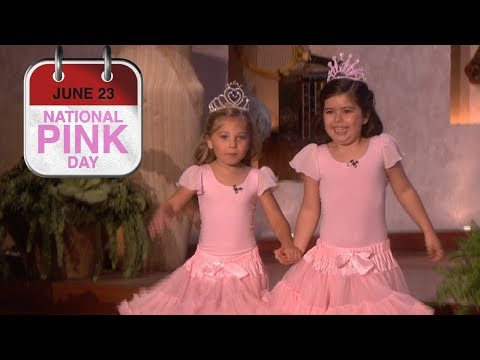 Happy National Pink Day!