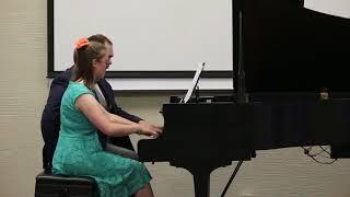 """""""Waltz for Piano Three Hands"""" by Drew Bundy"""