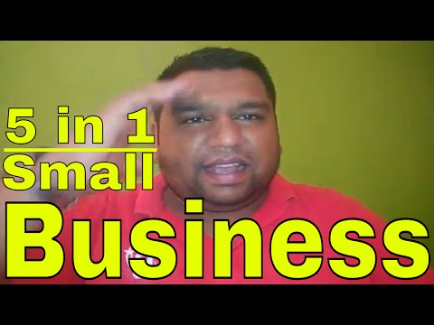5 in 1 but profitable business
