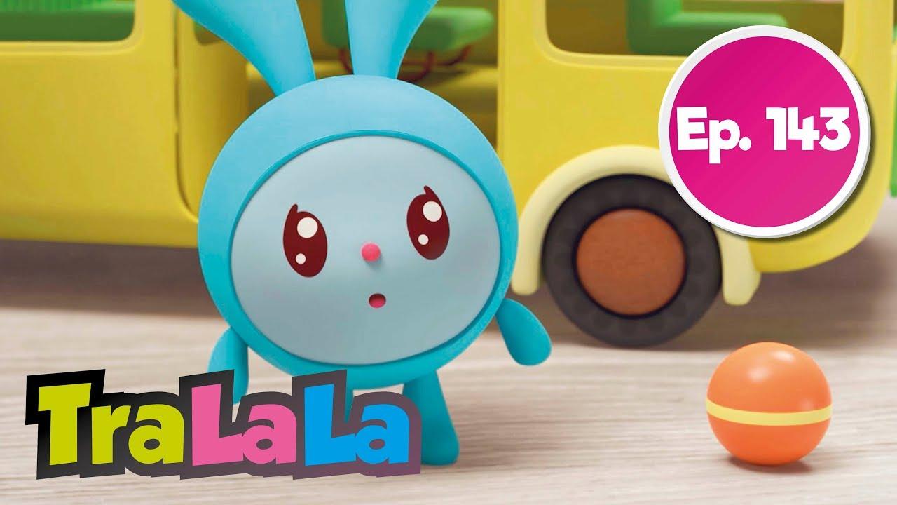 BabyRiki - Regulile (Ep. 143) Desene animate în română | TraLaLa