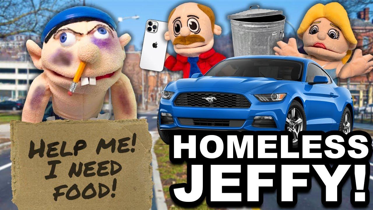 SML Parody: Homeless Jeffy!