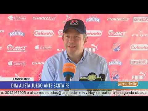Fue Presentado El Nuevo Presidente Del Independiente Medellín [Noticias] - Telemedellín