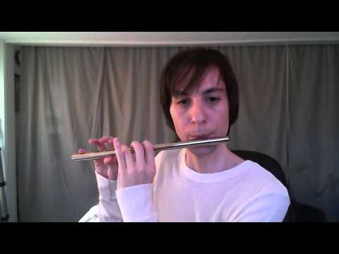 A Simple Native American Song On the Fife Flute