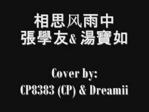 相思風雨中- 張學友Jacky Cheung 湯寶如Karen Tong- Cover by CP8...