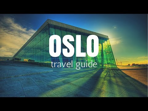 OSLO Travel Guide, top 5 best places in oslo !!